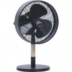 Ventilateur de table - FLORIDA -  30cm bois et metal - 35w