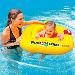 INTEX Bouee gonflable pour bébé piscine Culotte Pool School