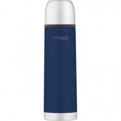 THERMOS Soft touch bouteille isotherme - 0,5L - Bleu
