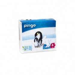 PINGO - Couches  taille 4 - 40 couches