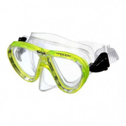 SEAC Masque de Plongée Procida Silter Clear - Junior/Enfant 69670