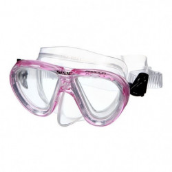 SEAC Masque de Plongée Procida Silter Clear - Junior/Enfant 69671