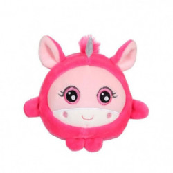 """GIPSY TOYS Squishimals 10 cm licorne rose """"Lilly"""""""