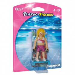 PLAYMOBIL 6827 Coach de fitness