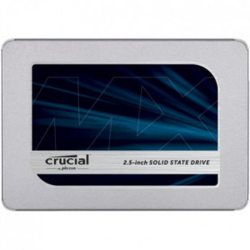 """CRUCIAL SSD MX500 2,5"""" - 1To"""