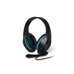 "Spirit Of Gamer Casque-Micro Gamer ""PRO-H5"" - Bleu/Noir - PC"