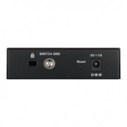 Switch administrable Gigabit 5 ports 10/100/1000 Mbps 98966