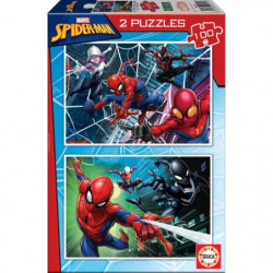 EDUCA  2x100 spiderman