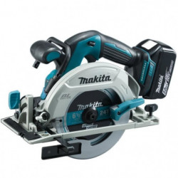 MAKITA Scie circulaire Brushless 2J DHS680RTJ - Ø 165 mm