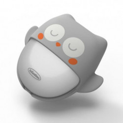 INFANTINO - Veilleuse nomade rechargeable chouette