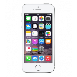 Apple iPhone 5S 16 Argent - Grade A