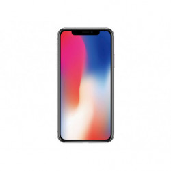 Apple iPhone X 64 Gris sideral - Grade A