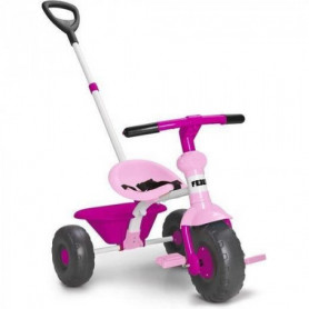 FEBER - 800012140 - Baby Trike rose - tricycle