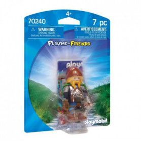 PLAYMOBIL 70240 - Knights - Playmobil Friends - Combattant nain