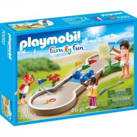 PLAYMOBIL 70092 - Mini-golf
