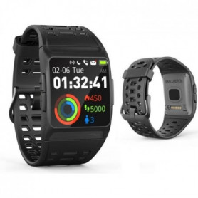 WEE PLUG Explorer 3s Montre Connectée - GPS - Cardio - Bluetooth