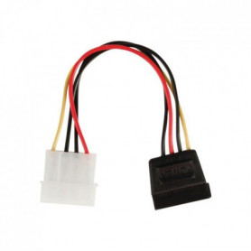 NEDIS Internal Power Cable - Molex Male - SATA 15-pin Female