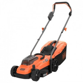 BLACK & DECKER Tondeuse 33cm sans fil LITHIUM 18V - 2,5Ah