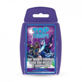 Top Trumps Fortnite guide non officiel et indépendant