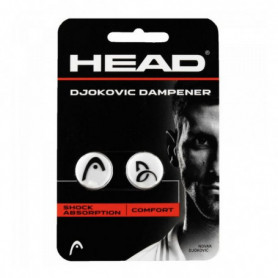 Antivibrateur Head DJOKOVIC Blanc