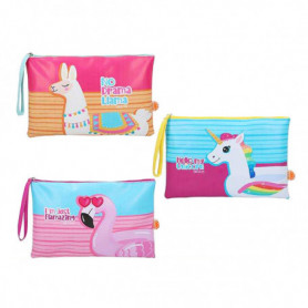 Trousse de toilette Animal Style (27 x 20 x 0,5 cm)