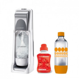 SODASTREAM Pack : Machine à gazéifier Cool Titan
