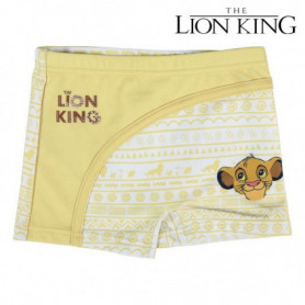 Maillot de bain enfant The Lion King Jaune