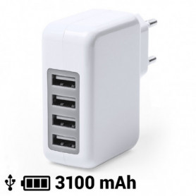 Chargeur Voiture Mur 3100 mAh 145162