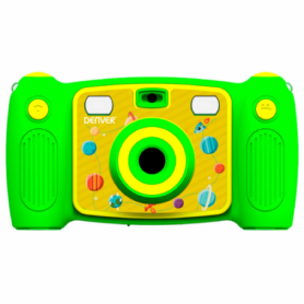 Caméra photo compacte Denver Electronics KCA-1320 Verde Jaune