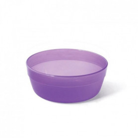 MILL'O BÉBÉ Coupelle micro-ondable 12 cm 35 cl violet