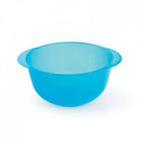 MILL'O BÉBÉ Bol micro-ondable Polypropylene 35 CL Bleu lagon