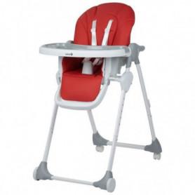 SAFETY FIRST Chaise Haute Looky Red Campus