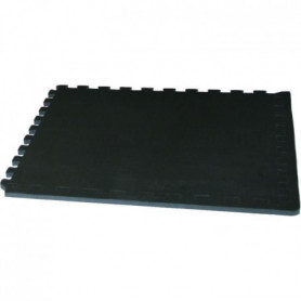 TUNTURI Set de 6 tapis de protection sol musculation 120x180cm
