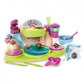 SMOBY CHEF Cake Pop Factory + 4 Recettes