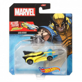 Hot Wheels Marvel Cars: Captain America