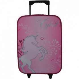 CYBEL Valise souple - 1 Compartiment - 41 cm - Rose