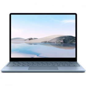 Microsoft Surface Laptop Go - 12.45 - Intel Core i5 1035G1 - RAM 8Go  - Bleu glacier