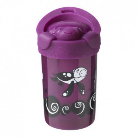 TOMMEE TIPPEE Tasse anti-chute super cup avec couvercle