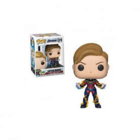Figurine Funko Pop! Marvel : Endgame - Captain Marvel