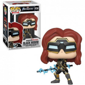 Figurine Funko Pop! Marvel: Avengers Game - Black Widow