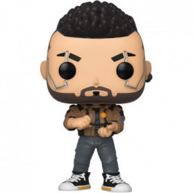 Figurine Funko Pop! Games: Cyberpunk 2077 - V-Male