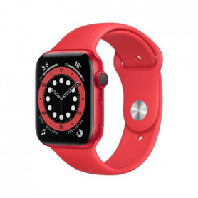 Apple Watch Series 6 GPS + Cellular, 44mm Aluminium PRODUCT(RED) avec Bracelet Sport PRODUCT(RED)