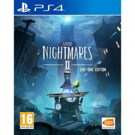 Little Nightmares II : Day One Edition Jeu PS4