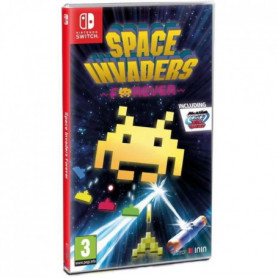 Space Invaders Forever Collection Jeu Switch