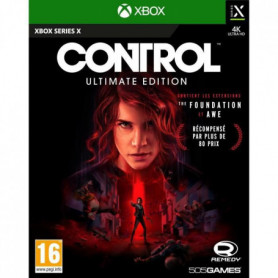 Control - Ultimate Edition Jeu Xbox One et Xbox Series X