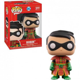 Figurine Funko Pop! Heroes - Imperial Palace : Robin w/ Chase