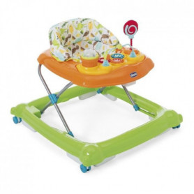 CHICCO Trotteur Circus Green Wave