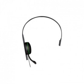Microsoft Xbox One Chat Headset Casque sur-oreille filaire pour Xbox One. Xbox O