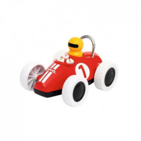 BRIO - 30234 - VOITURE DE COURSE PLAY & LEARN  Bolide a piles  Boutons directi