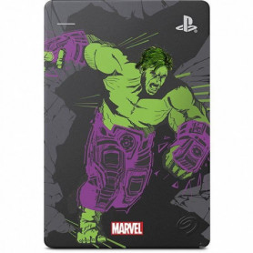 SEAGATE - Disque Dur Externe Gaming PS4 - Marvel Avengers Hulk - 2To - USB 3.0 (